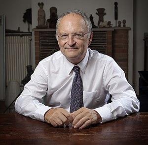 Laurent Schwartz en 2016.