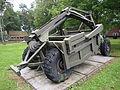 LeTourneau-Westinghouse Compagny Scraper trailer, Geniemuseum Vught, photo 3.JPG