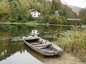 Le Doubs à Charmauvillers