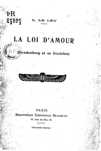 File:Le Leu - La Loi d'amour, 1916.djvu