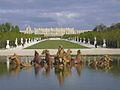 Le château de versailles vue en perspective.jpg
