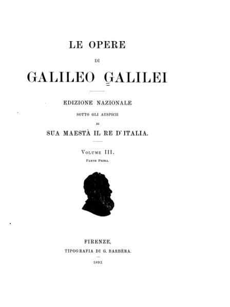File:Le opere di Galileo Galilei III.djvu