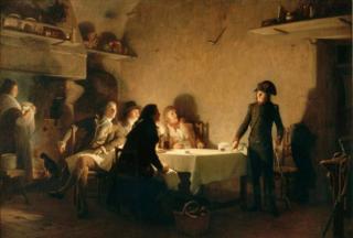 <i>Le souper de Beaucaire</i> book by Napoleon Bonaparte