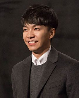 "Lee Seung-gi at the premiere for ""Love Forecast"", 17 January 2015 02.jpg"