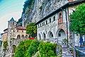Leggiuno Monastero di Santa Caterina del Sasso Chiesa Esterno 1.jpg
