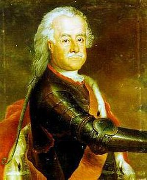 Leopold I, Prince of Anhalt-Dessau - Leopold I, Prince of Anhalt-Dessau
