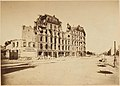 Les Ruines de Paris et de ses Environs 1870-1871- Cent Photographies- Second Volume. Par A. Liébert, text par Alfred d'Aunay. MET DP161615.jpg