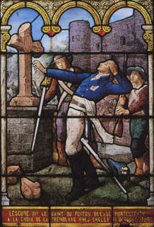 Battle of La Tremblaye battle