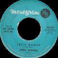 Let's dance by chris montez US vinyl.tif