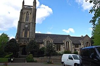 Leytonstone - Church of St John the Baptist