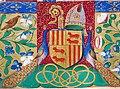 Liénard de Lachieze Missel romain copié en 1492 - Armoiries de Jean de Foix.jpg
