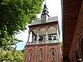 Licheń Stary - dzwonnica przy kościele Św. Doroty - panoramio.jpg