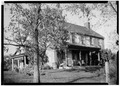 Liddle House, State Route 7 Vicinity, Princetown, Schenectady County, NY HABS NY,47-PRINC,1-1.tif
