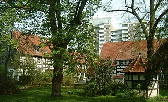 Liederbach am Taunus - Image: Liederbach Untermühle 023