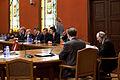 Lietuvas parlamenta delegācijas vizīte Saeimā (5588436172).jpg