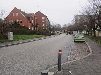 Lilienthalstraße, 2012