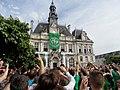 Limoges CSP champion 2014 mairie 2.jpg