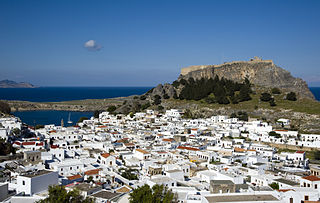 Lindos,  South Aegean, Greece