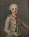 Liotard - Archduke Charles Joseph - Schönbrunn, Study and Salon of Franz Karl.png