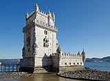 Lisbon Torre de Belém BW 2018-10-03 16-33-21.jpg