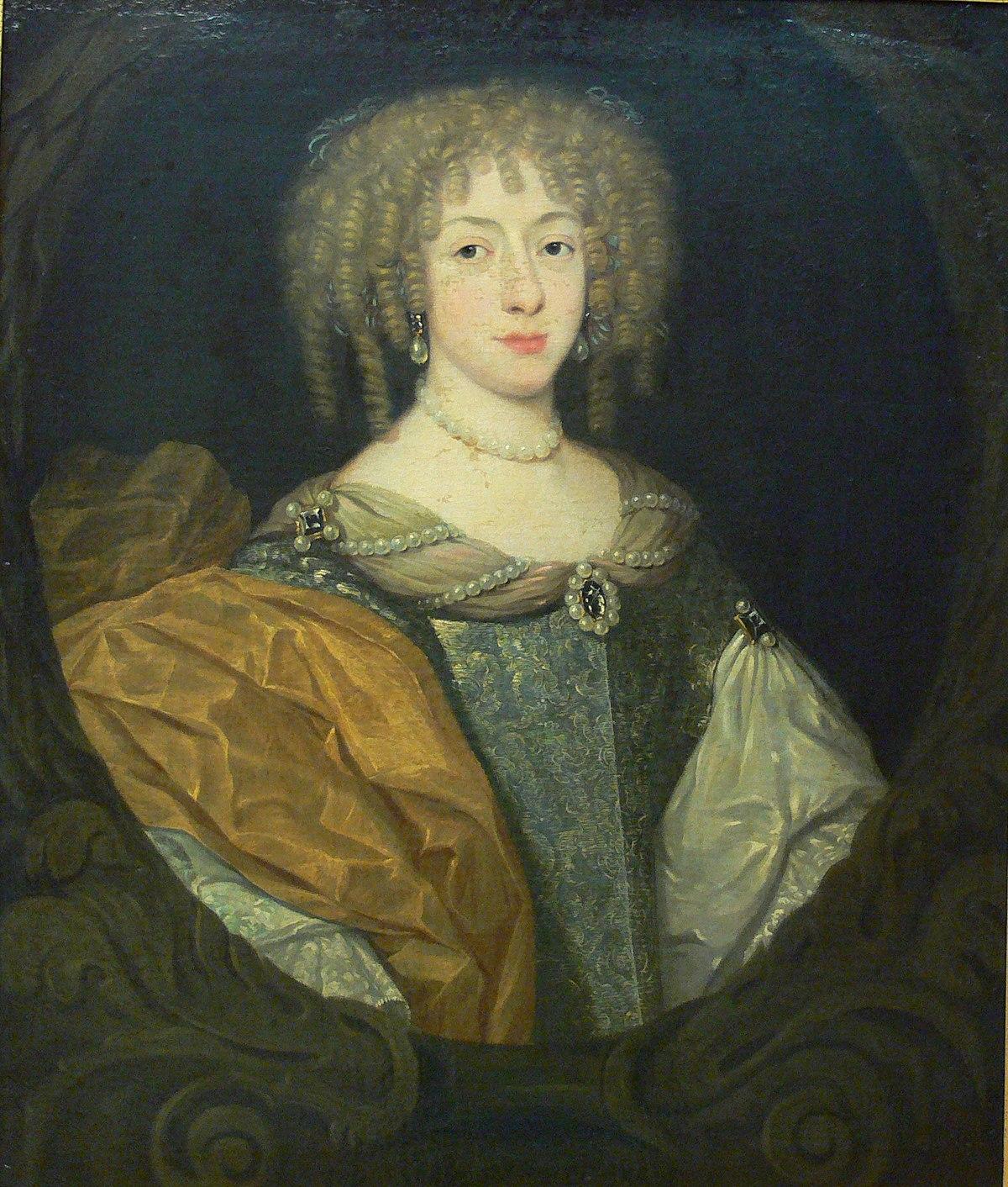 Briefe Liselotte Von Der Pfalz : Elisabeth charlotte of the palatinate wikimedia commons
