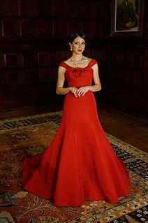 Lisette Oropesa Lyric coloratura operatic soprano