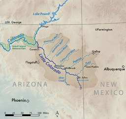 Little Colorado River  Wikipedia