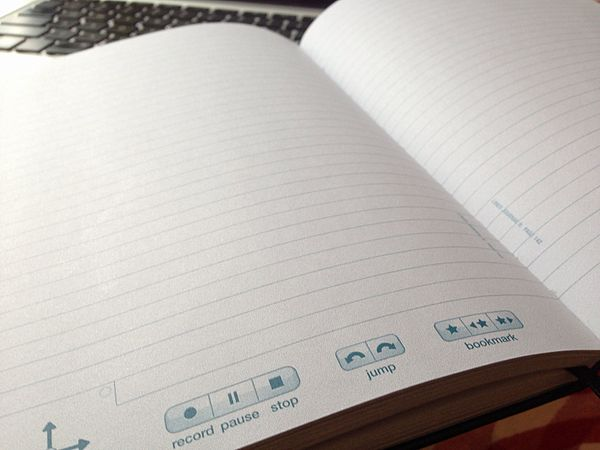 livescribe paper Each pen must be used with livescribe paper this special paper interacts with  the pens in a unique way rather than seeing words on paper, the pens see dots .