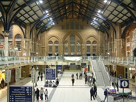 image illustrative de l'article Gare de Liverpool Street