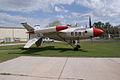 Lockheed XFV-1 Salmon BuNo 138657 RSide FLAirMuse 05March2011 (14597693164).jpg