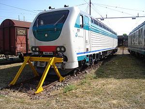 FS Class E.403 - Image: Locomotiva FS E403