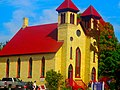 Lodi Universalist Church-Three Bats in the Belfry - panoramio.jpg