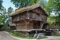 Loft storehouse, 18th cent., Norsk Folkemuseum, Oslo (1) (36298684312).jpg