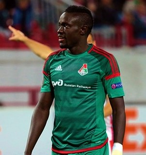 Oumar Niasse Senegalese footballer