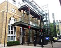 London-Woolwich, Royal Arsenal, Hopton Rd 02.jpg
