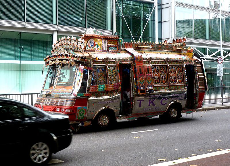 London - Pakistani decorated bus.jpg