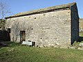 Lone stone barn near Bruntscar - geograph.org.uk - 694988.jpg