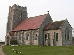 Longham church - geograph.org.uk - 383719.jpg