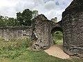Longtown Castle gatehouse.jpg