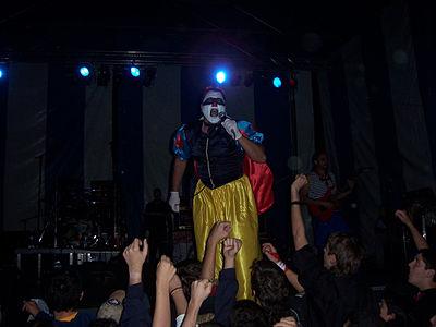 Picture of a band or musician: Los Muertos De Cristo