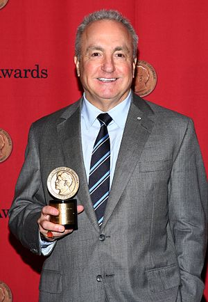 Lorne Michaels - Michaels at the 72nd Annual Peabody Award Ceremony, 2013