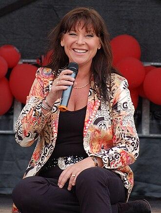 Lotta Engberg - Lotta Engberg in Norrköping, Sweden.