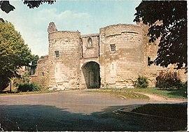 Porte du Martray en Loudun