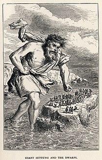 Louis Huard - Giant Suttung and the Dwarfs.jpg