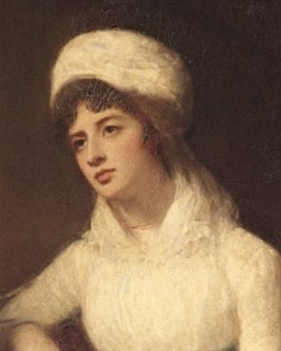 Louisa Jenkinson, Countess of Liverpool Wife of prime minister Lord Liverpool