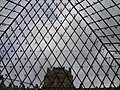 Louvre - Inside of the pyramid (9132115650).jpg