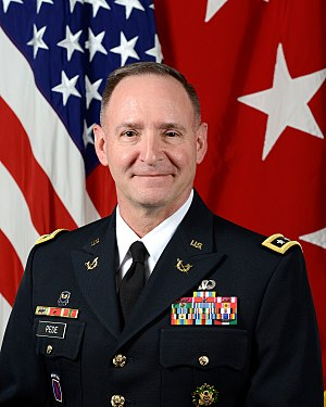 Judge Advocate General of the United States Army - Image: Lt. Gen. Charles N. Pede