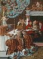 Lucas Cranach d. Ä. (Anonymer Meister seiner Werkstatt) - Messe des hl. Gregor mit Kardinal Albrecht von Brandenburg - 6270 - Bavarian State Painting Collections.jpg