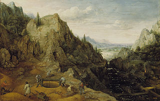 Landscape with Ironworks