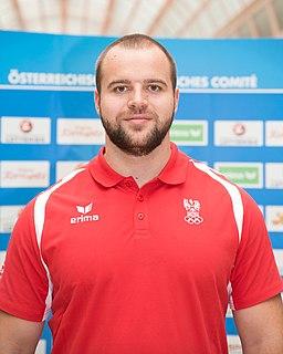 Lukas Weißhaidinger Austrian athlete
